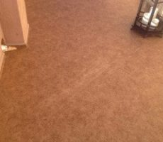 after duradek floor