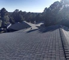 complete new roof