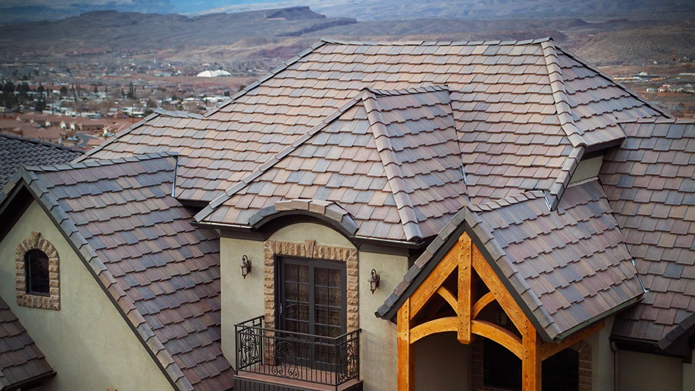 Concrete Roof Tile Installation Service Flagstaff Az