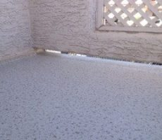 duradek floor balcony