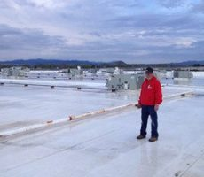 polaris commercial roof inspection