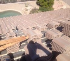 tile roofing installation service