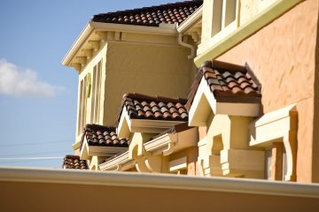 synthetic barrel vs clay tile roof