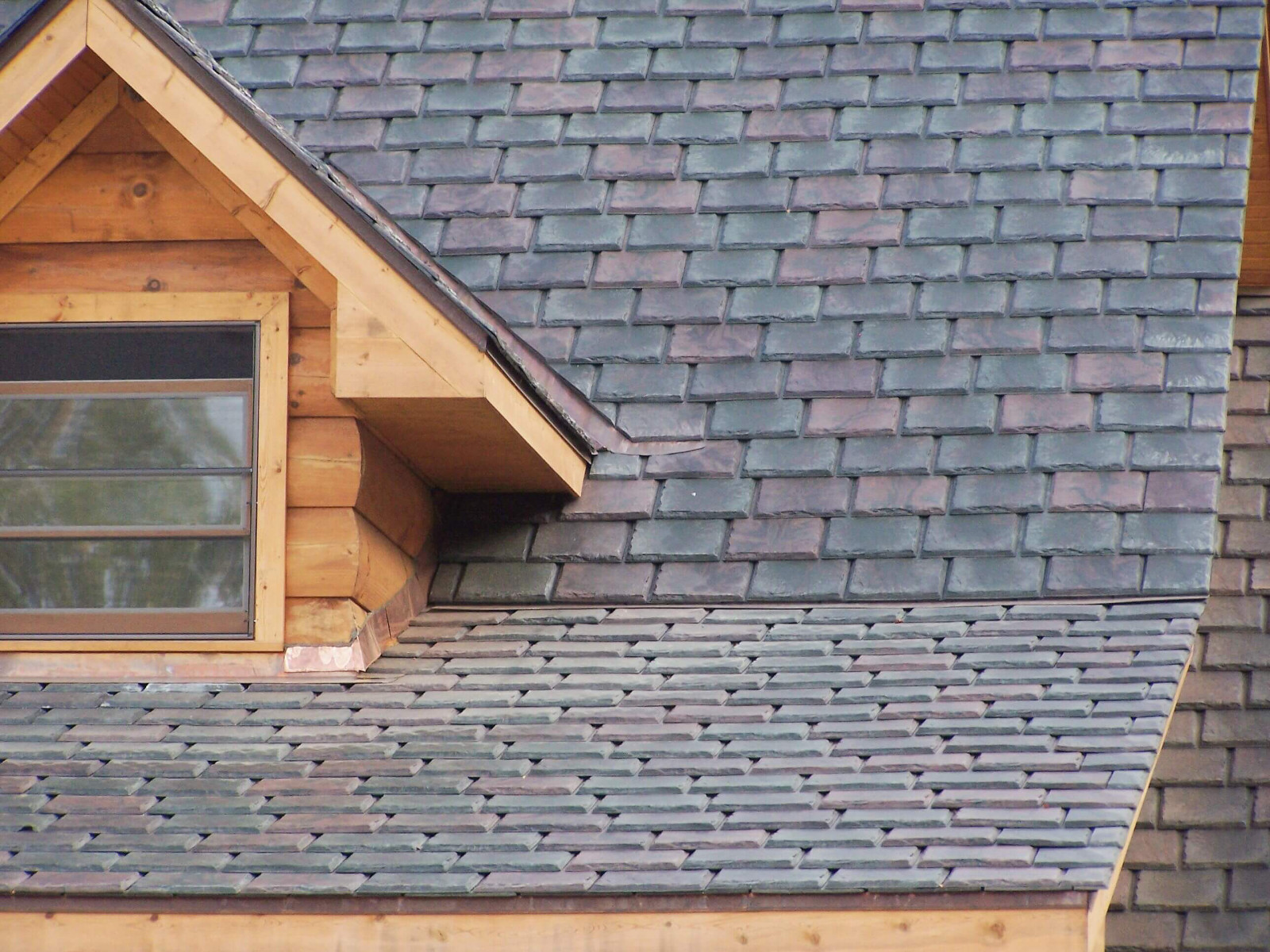 Synthetic Slate Vs Natural Slate Roofs Polaris Roofing