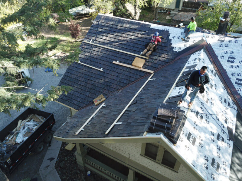 Residential Gallery Polaris Roofing Systems