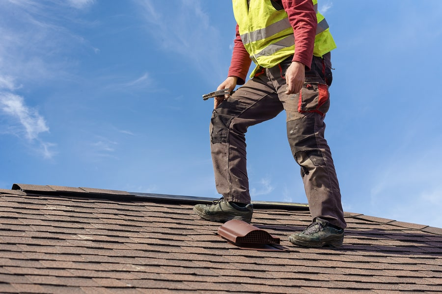 roof inspector