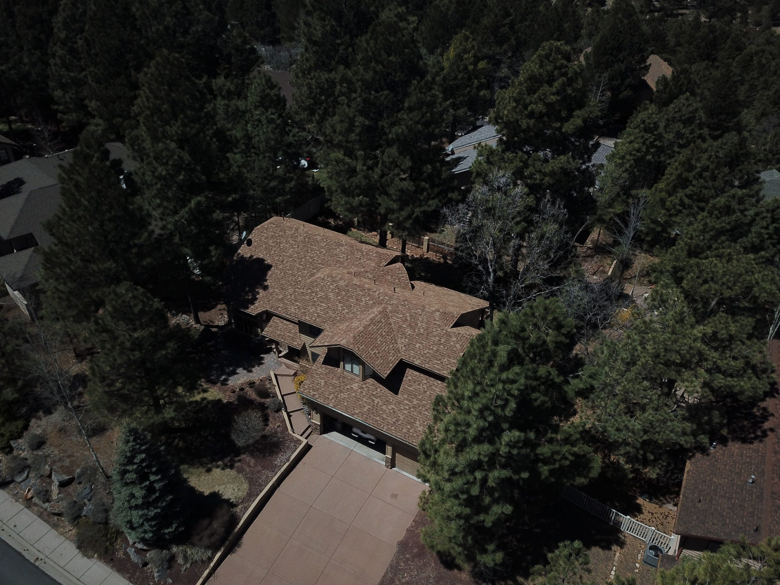 flagstaff az roof replaced